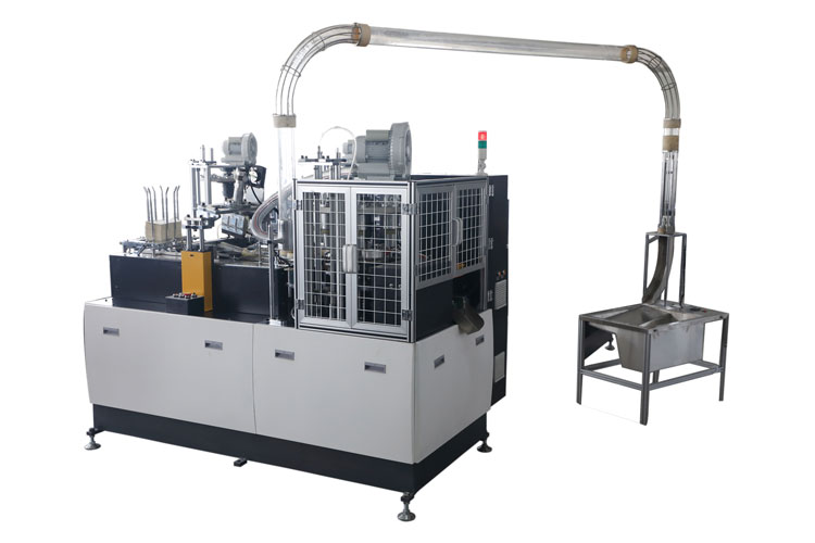 High Speed Single Plate Open Cam Paper Cup Machine JBZ-OCM12 26