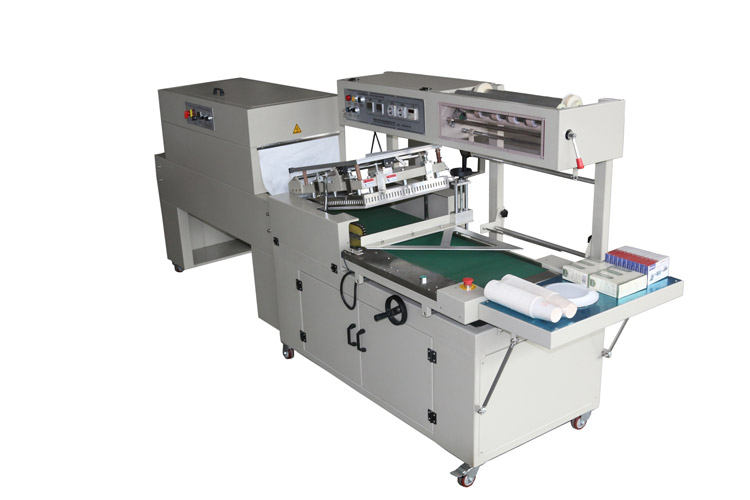 Shrink Film Wrapping Machine MY 500 13